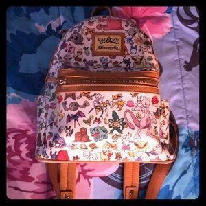 Pokémon mini backpack
